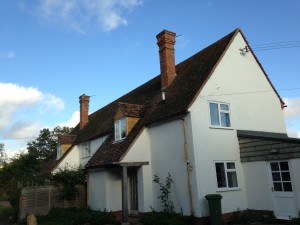 Pic of No1 Carters Lane Cottages
